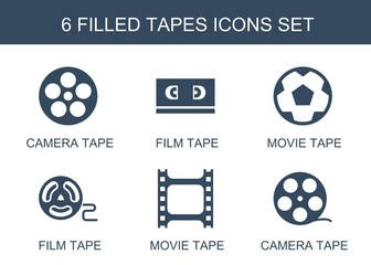 tapes icons