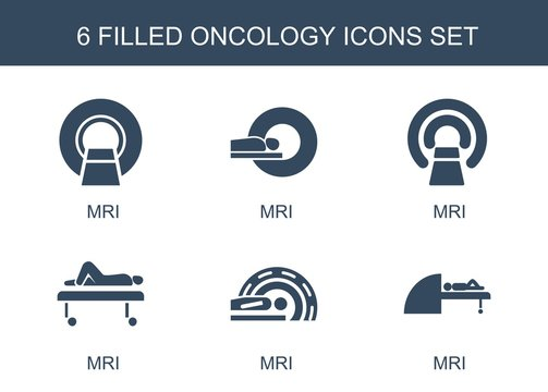 6 oncology icons