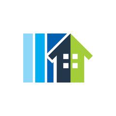 Arrow house logo