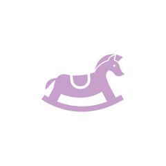 Baby shop vector icon