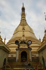 Pagode Sule à Yangoon