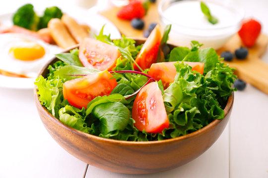 サラダ Salad