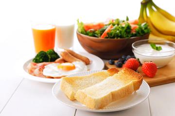 朝食 イメージ Breakfast image