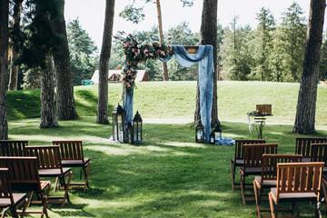 Amazing wedding flowers and decoration