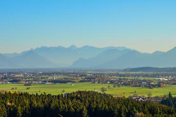 Countryside of Bavaria, Germany