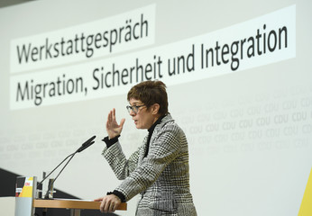 German CDU to host conference on migration, integration and security