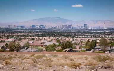 Las Vegas Strip Paradise in the Desert