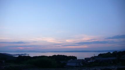 瀬戸内の海~青-2