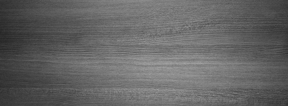 Beautiful Dark Gray Wood Pattern Background