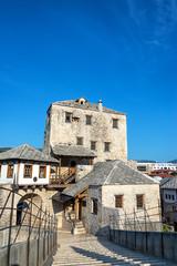 Historic Ottoman Architecture in Mostar, Bosnia