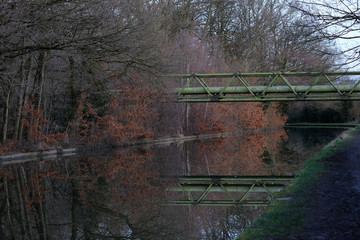 Canal reflection 3