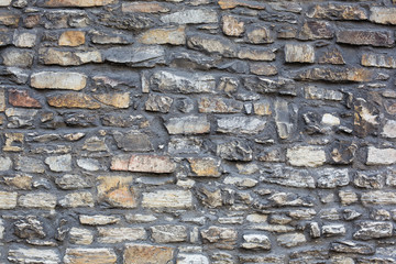Stone Wall - Schaffhausen, Switzerland