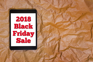 2018 Black friday sale