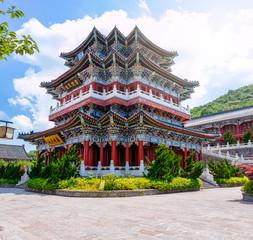 Tianmenshan temple