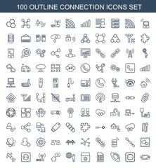 connection icons