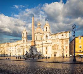 Wall Mural - Piazza Navona, Rome. Italy