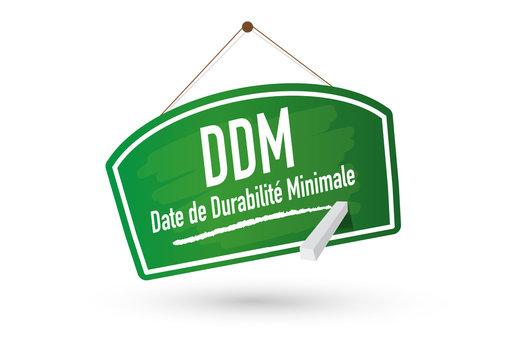 DDM - date de durabilité minimale