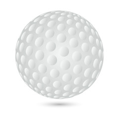 Golfball Logo, Icon, Golf, Golfball