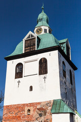 Bell tower of Porvoo cathedral, Finland