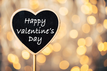 Happy Valentines Day Sign