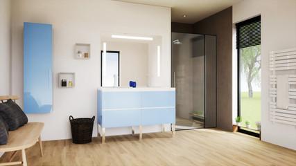 vue 3d salle de bain 08