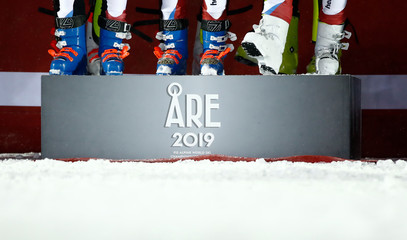 Alpine Skiing - FIS Alpine World Ski Championships - Mixed Alpine Team Event