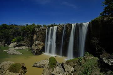 Recess Fitting Waterfalls natural waterfall in vietnam