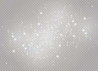 Christmas Dust white
