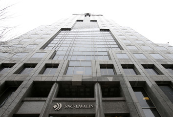 SNC-Lavalin Group Inc., headquarters seen in Montreal