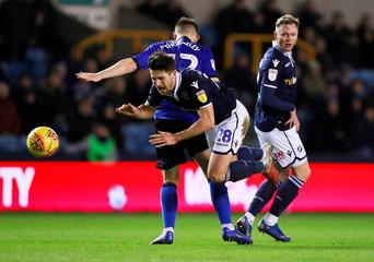 Championship - Millwall v Sheffield Wednesday