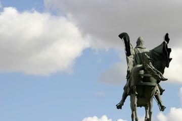 Burgos. Historical city of Spain. Castilla y Leon