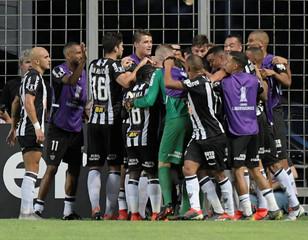 Copa Libertadores - Qualifying Round - Atletico Mineiro v Danubio