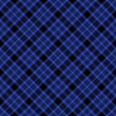Fabric diagonal tartan, pattern textile,  plaid design.