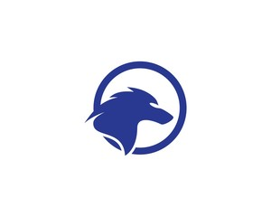 Wolf logo icon