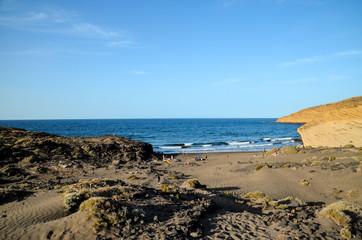 Ocean Coast's View La Pelada Montana Amarilla Tenerife