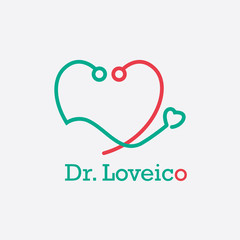 Dr Loveico Logo