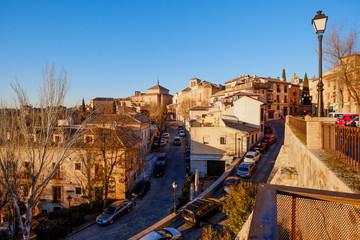 スペイン トレドの街並み