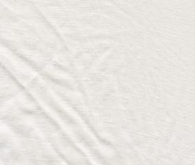 Natural white linen background