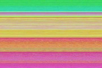Damaged computer file digital pixel noise
