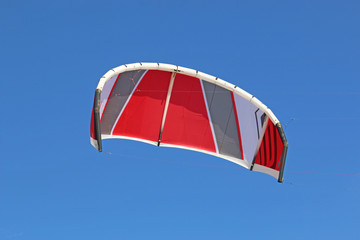Wall Mural - Power Kite flying