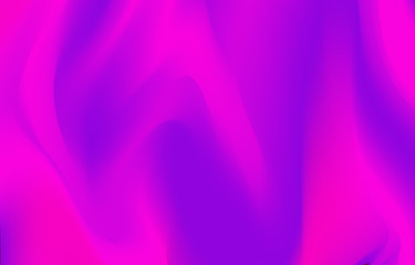 Fluid Gradient Shape Background with Place fo Text .