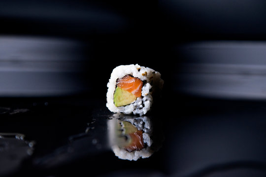 California Roll Authentic Japanese Sushi