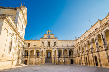 The Bishop's Palace - Lecce, Apulia, Italy
