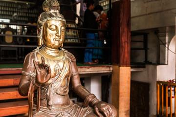 Buddha statue in Sri-Lanka