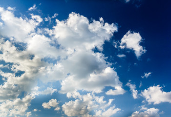 Clouds and sky landscapes