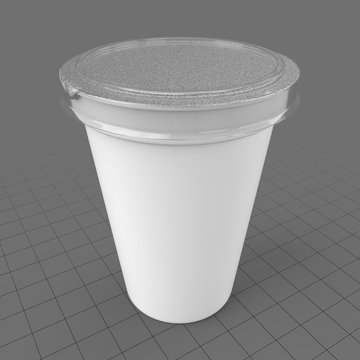 Medium yogurt packaging 2