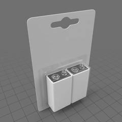 9 volt battery pack 1