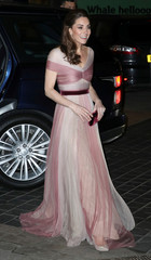 Catherine, the Duchess of Cambridge attends 100 Women in Finance Gala Dinner in London