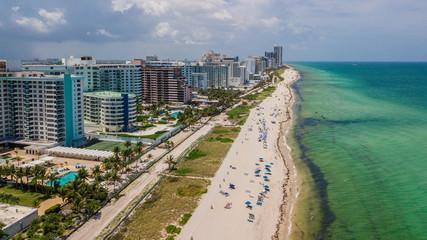 Miami Beach Cityscape