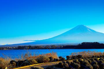fuji mountain at Japan